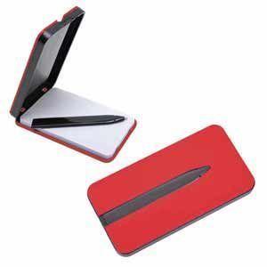 """Блокнот """"Apple"""" с ручкой"""