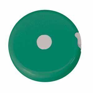 Зеленая рулетка Кнопка 1,5 метра