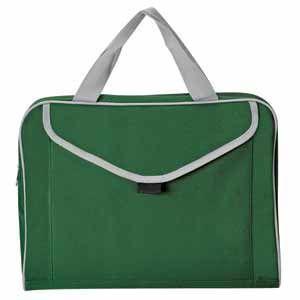 Зеленая конференц-сумка Mail