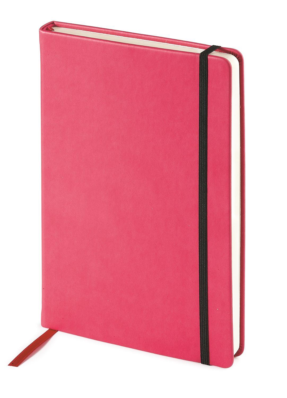 Розовый ежедневник Megapolis