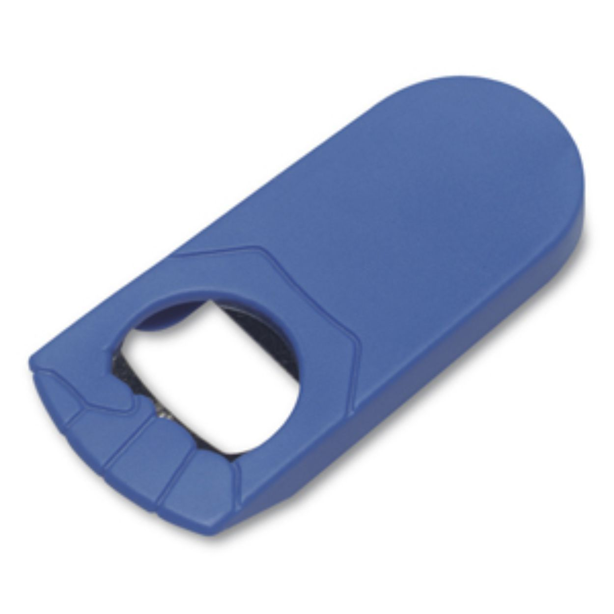Синяя открывашка Кулачок