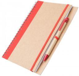 заказать блокноты с ручками